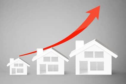 Entwicklung Grundstückspreise in Münchsmünster