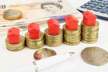 Steigende Grundstückspreise in Isselbach