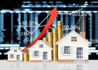 So entwickeln sich die Grundstückspreise in Scheibenberg