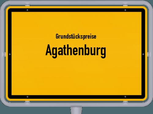 Grundstückspreise Agathenburg 2021