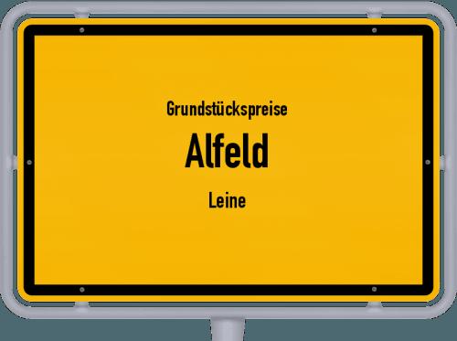 Grundstückspreise Alfeld (Leine) 2021