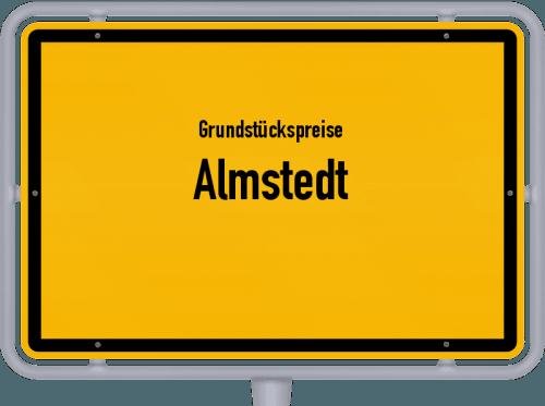 Grundstückspreise Almstedt 2021