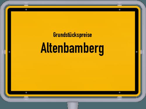 Grundstückspreise Altenbamberg 2019