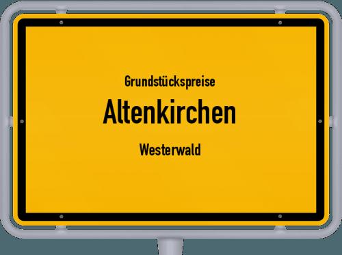 Grundstückspreise Altenkirchen (Westerwald) 2019
