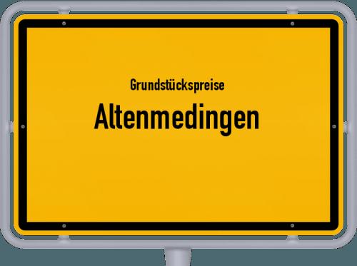 Grundstückspreise Altenmedingen 2021