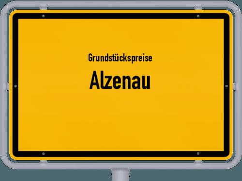 Grundstückspreise Alzenau 2019