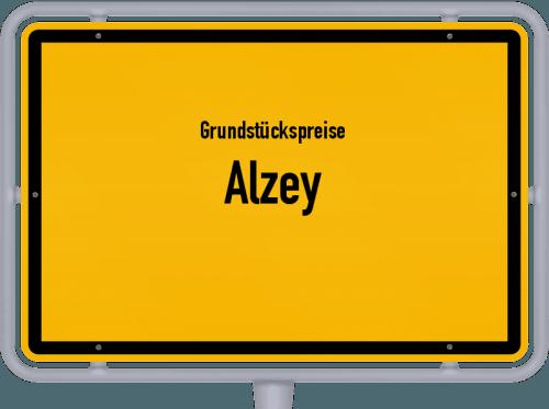 Grundstückspreise Alzey 2019