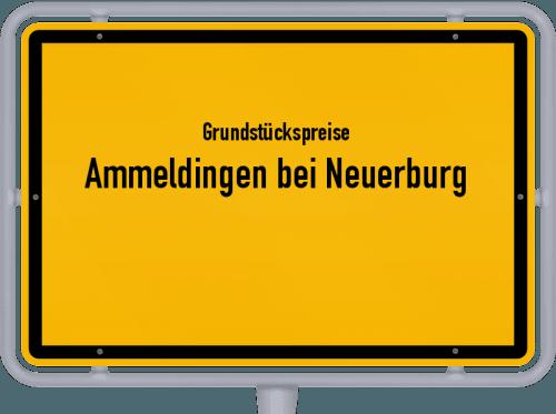 Grundstückspreise Ammeldingen bei Neuerburg 2019
