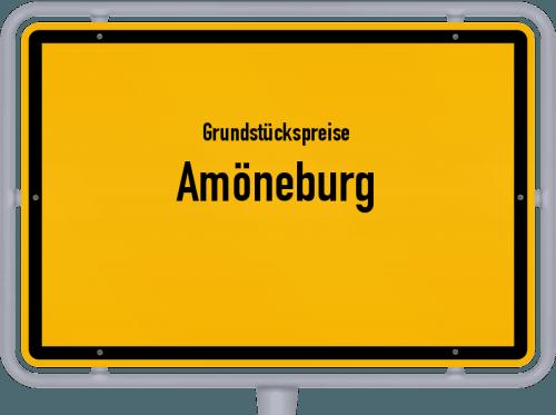 Grundstückspreise Amöneburg 2020