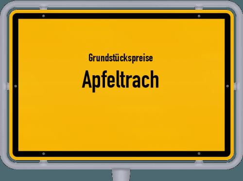 Grundstückspreise Apfeltrach 2019