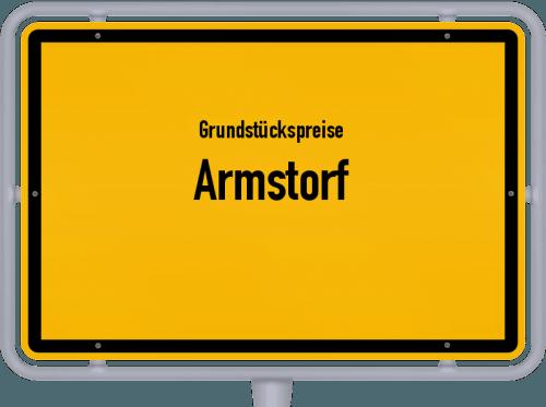 Grundstückspreise Armstorf 2019