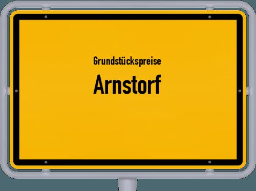 Grundstückspreise Arnstorf 2019