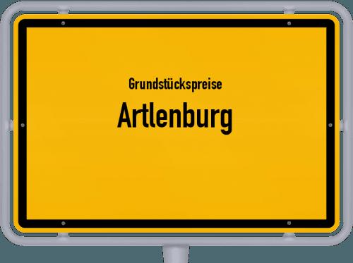 Grundstückspreise Artlenburg 2019