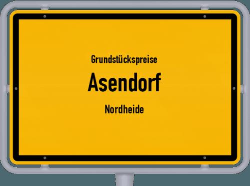 Grundstückspreise Asendorf (Nordheide) 2021