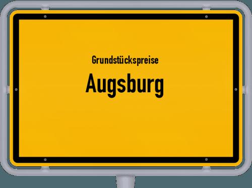 Grundstückspreise Augsburg 2019