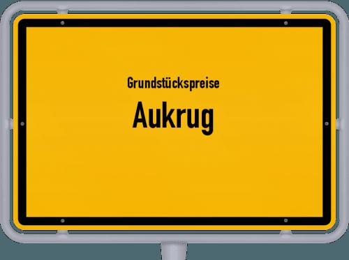 Grundstückspreise Aukrug 2021