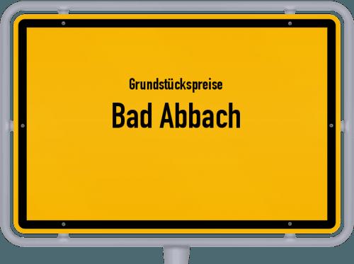 Grundstückspreise Bad Abbach 2019