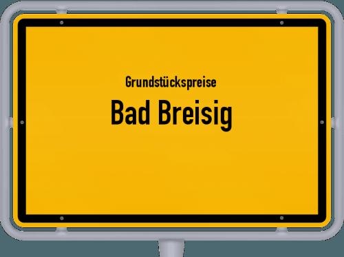 Grundstückspreise Bad Breisig 2019