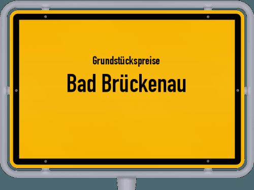 Grundstückspreise Bad Brückenau 2021