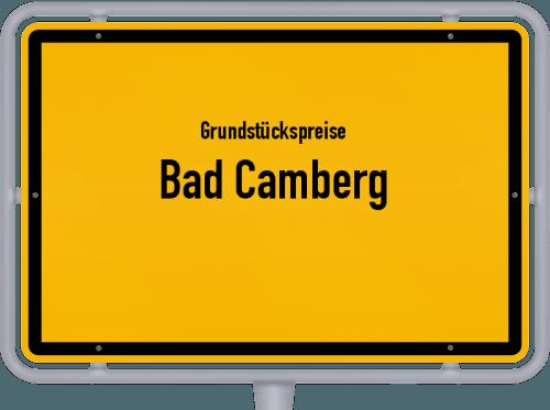 Grundstückspreise Bad Camberg 2019