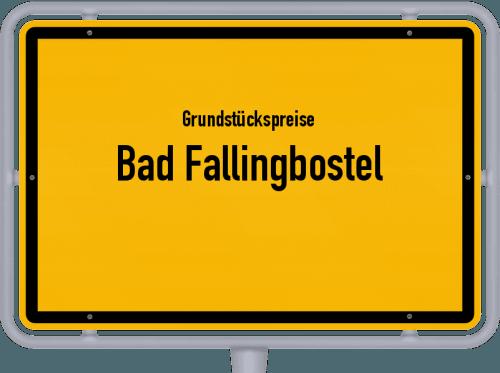Grundstückspreise Bad Fallingbostel 2019