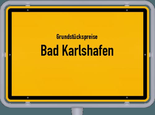 Grundstückspreise Bad Karlshafen 2020