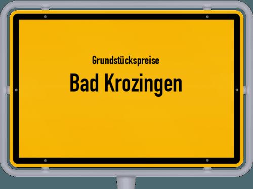 Grundstückspreise Bad Krozingen 2021