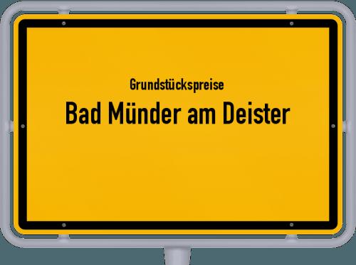 Grundstückspreise Bad Münder am Deister 2019