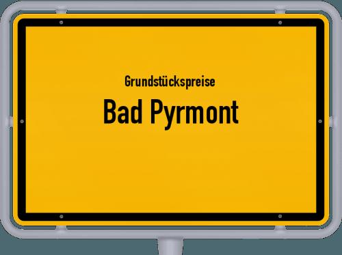 Grundstückspreise Bad Pyrmont 2021