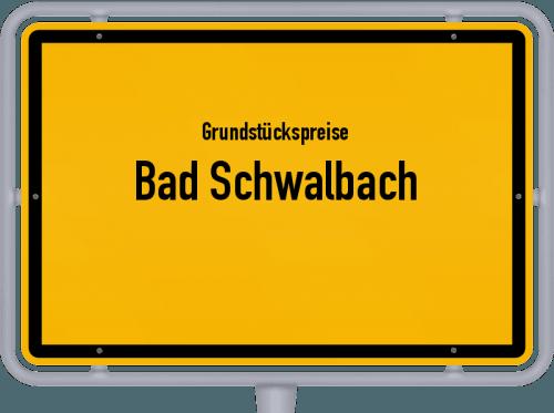 Grundstückspreise Bad Schwalbach 2018