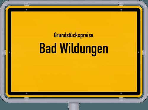 Grundstückspreise Bad Wildungen 2020