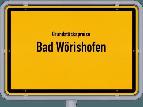 Grundstückspreise Bad Wörishofen 2019