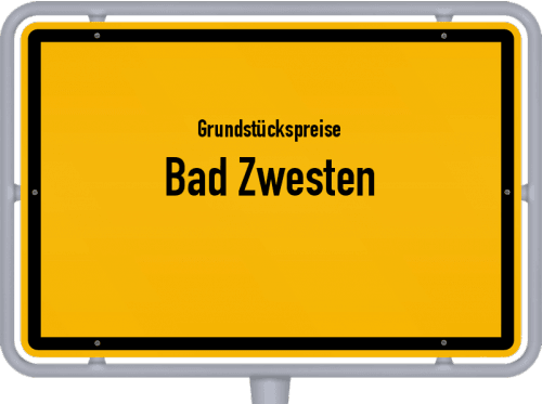 Grundstückspreise Bad Zwesten 2019