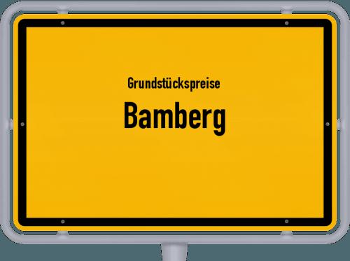 Grundstückspreise Bamberg 2019