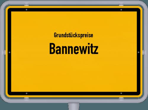 Grundstückspreise Bannewitz 2019