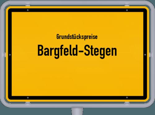 Grundstückspreise Bargfeld-Stegen 2021