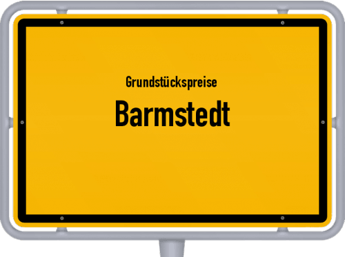 Grundstückspreise Barmstedt 2021