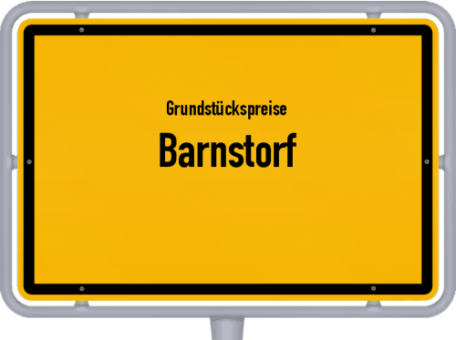 Grundstückspreise Barnstorf 2019