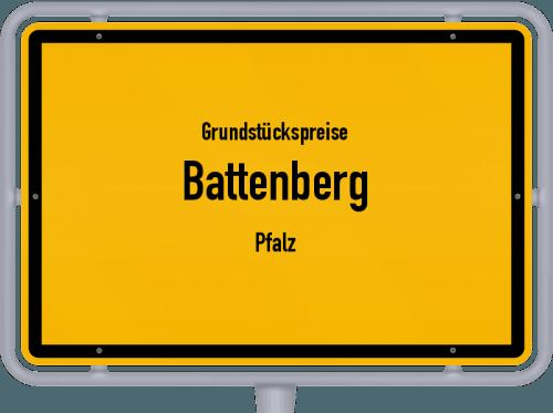 Grundstückspreise Battenberg (Pfalz) 2019