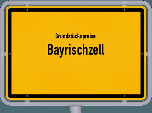 Grundstückspreise Bayrischzell 2019
