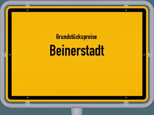 Grundstückspreise Beinerstadt 2019