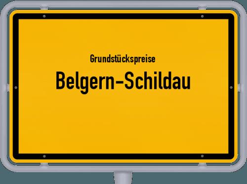 Grundstückspreise Belgern-Schildau 2019