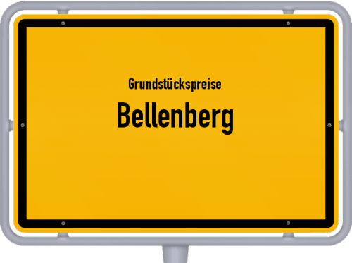 Grundstückspreise Bellenberg 2021