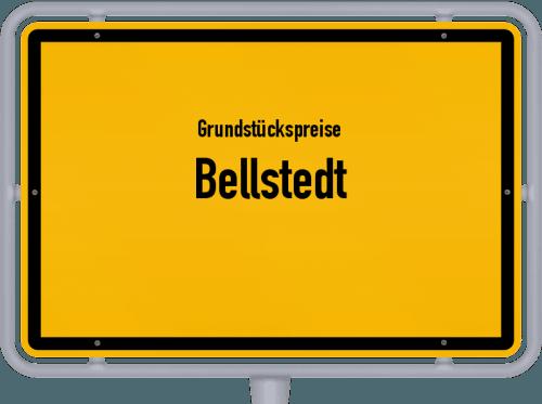 Grundstückspreise Bellstedt 2019