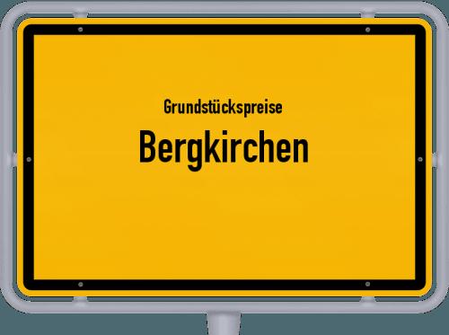 Grundstückspreise Bergkirchen 2021