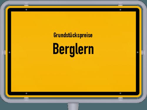 Grundstückspreise Berglern 2019