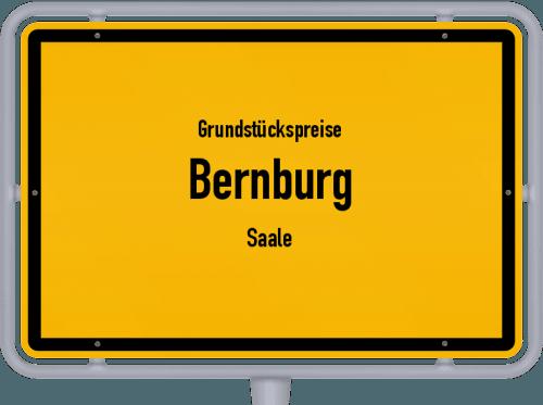 Grundstückspreise Bernburg (Saale) 2021