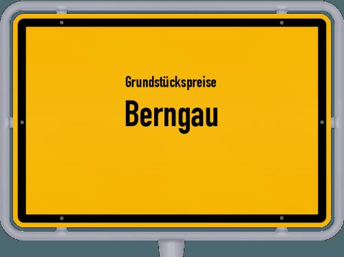 Grundstückspreise Berngau 2019