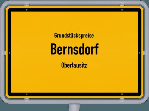 Grundstückspreise Bernsdorf (Oberlausitz) 2019