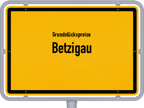 Grundstückspreise Betzigau 2019
